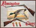 Remington Metal Sign