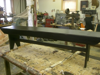 Custom Built Bench