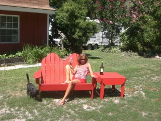 NEW   Easy Out Adirondack Chairs Click Here