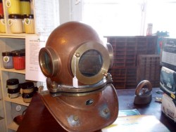 Authentic Diving Helmet