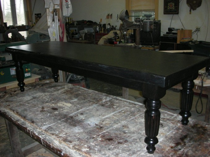 Custom Farm Table