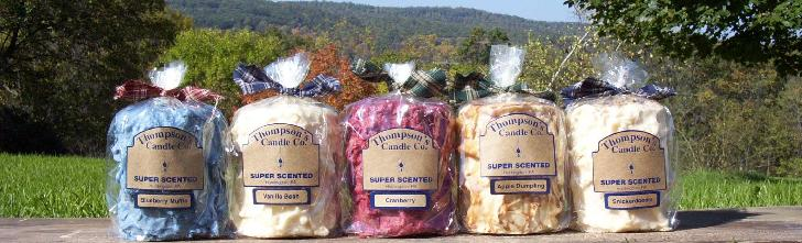 Thompson's Candle - Super Scented wax for melting or potpourri